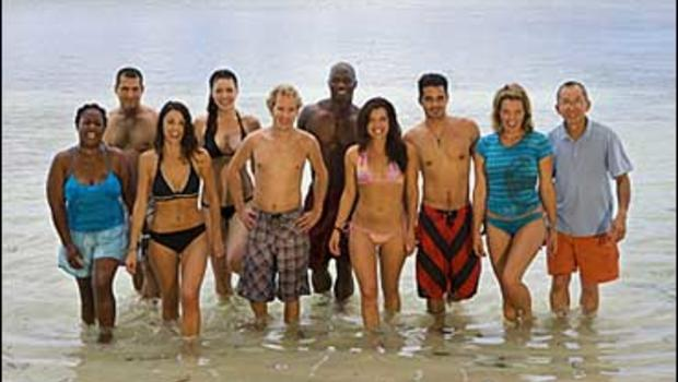 """The 10 castaways from the Faves Tribe on """"Survivor Micronesia"""""""