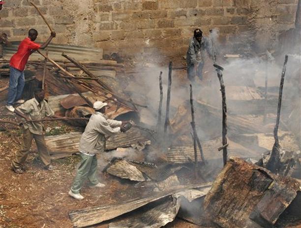 Kenya Violence Continues