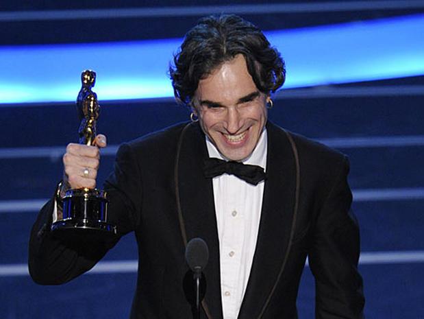 Oscar-Winning Men: 2000-2009