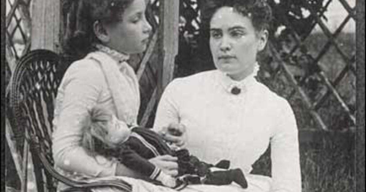 28000 After Tax >> Rare Photo Of Helen Keller Discovered - CBS News