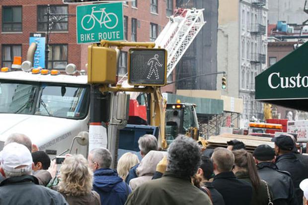 Deadly Crane Collapse