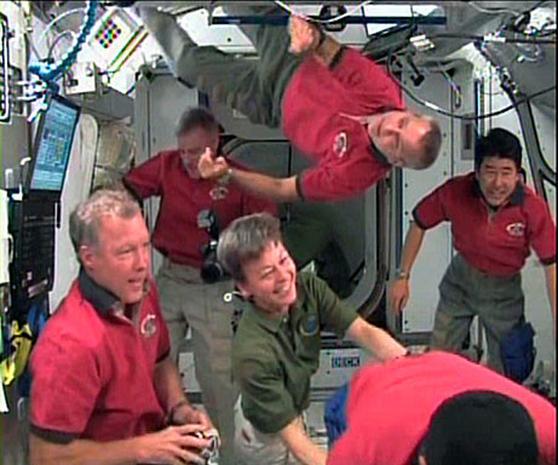 Endeavour Mission STS-123