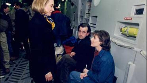 Sharyl Attkisson & Hillary Clinton