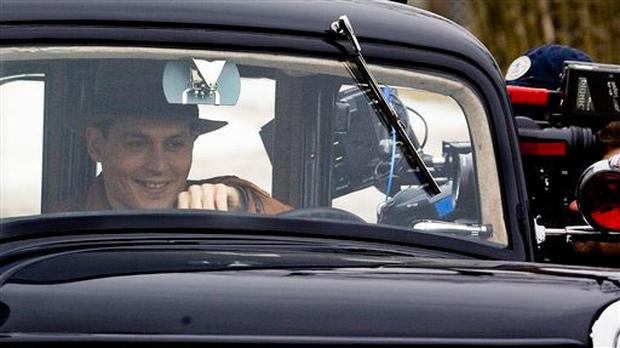 On Location: Johnny Depp