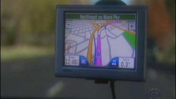 Global Positioning Systems at risk for theft