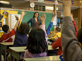 Providence, RI School District: All teachers are fired
