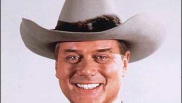 "Larry Hagman as J.R. Ewing from the CBS TV series ""Dallas,""  Sept. 1, 1981."