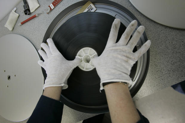Preserving old movies