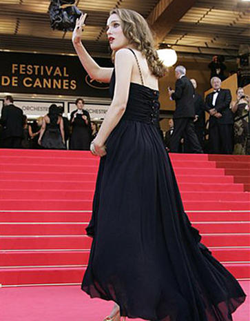 """Indy"" Storms Cannes"