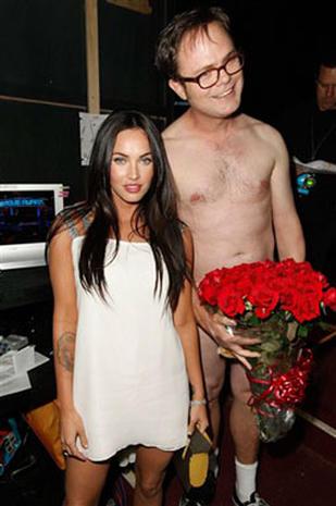 How Weird is Rainn Wilson?