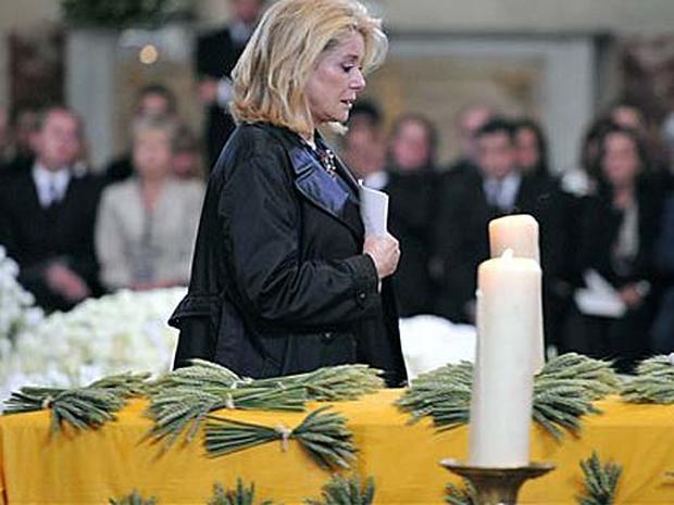 Mourning Yves Saint Laurent