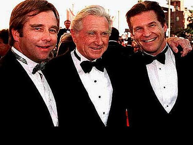 lloyd beau and jeff bridges famous fathers and their famous