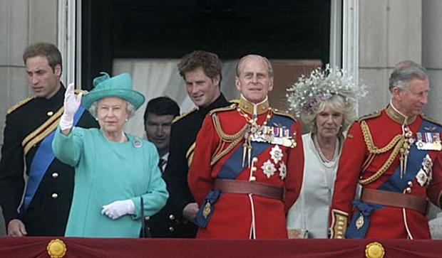 In Royal Circles
