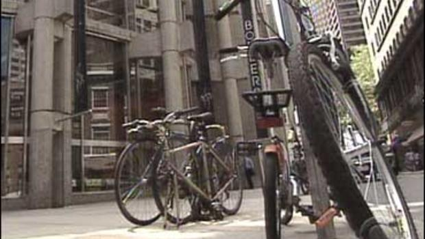 Bicycle use is on the rise