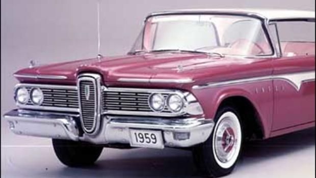 The 1959 Edsel Ranger