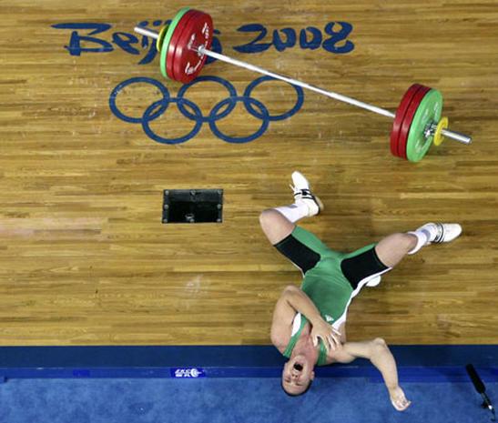 Olympics - Aug. 13