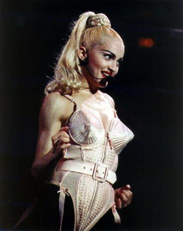 Fashion Tour: Madonna