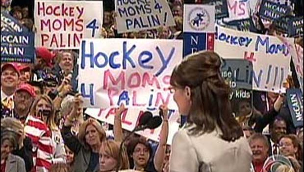 Palin Women Voters