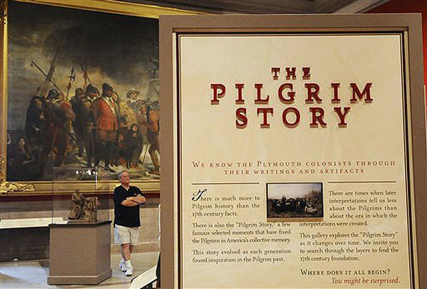 Welcome, Pilgrim