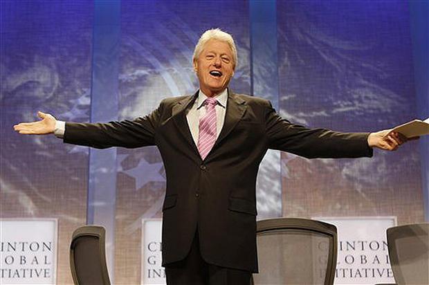 Clinton Confab