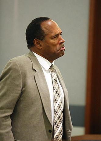 O.J. On Trial In Vegas