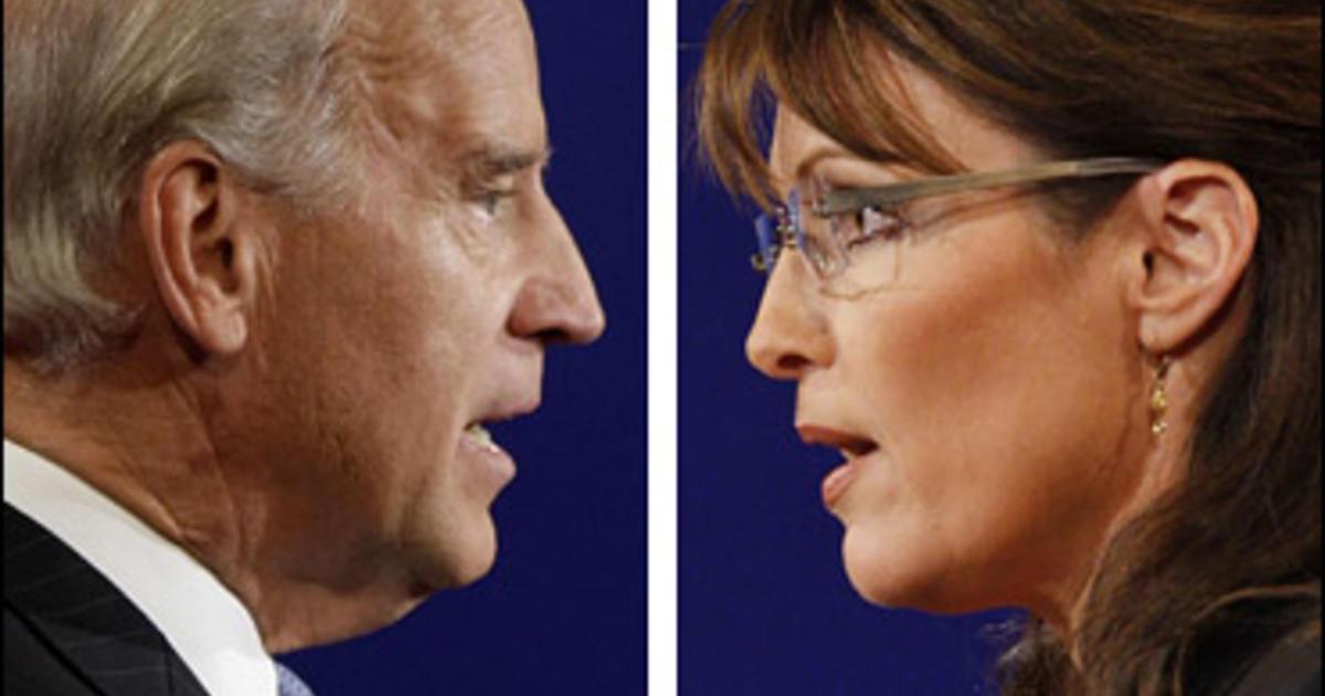 Palin, Biden Clash In St. Louis Showdown - CBS News