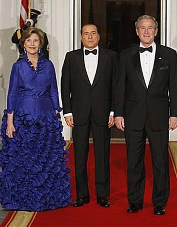 Black Tie For Berlusconi
