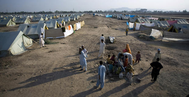 Pakistan: Soldiers And Refugees
