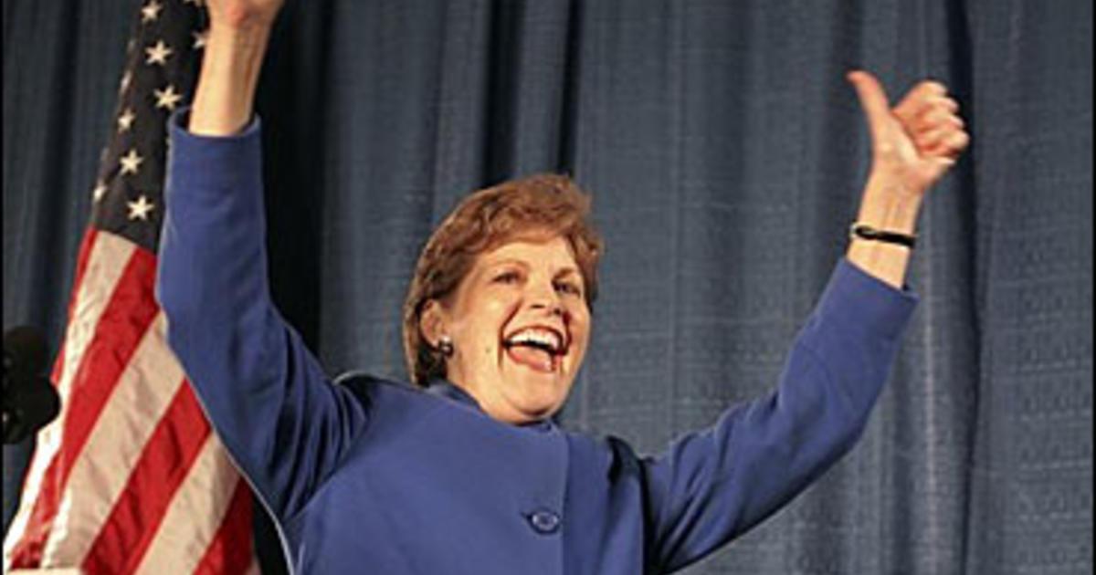 Democrats Expand Congressional Control - CBS News