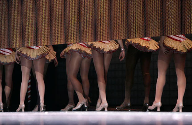 Roving Rockettes