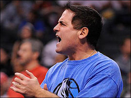 Will Mavericks Owner Mark Cuban Change the BCS? He Certainly Thinks So