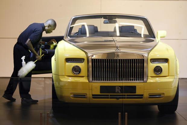 2008 L.A. Auto Show