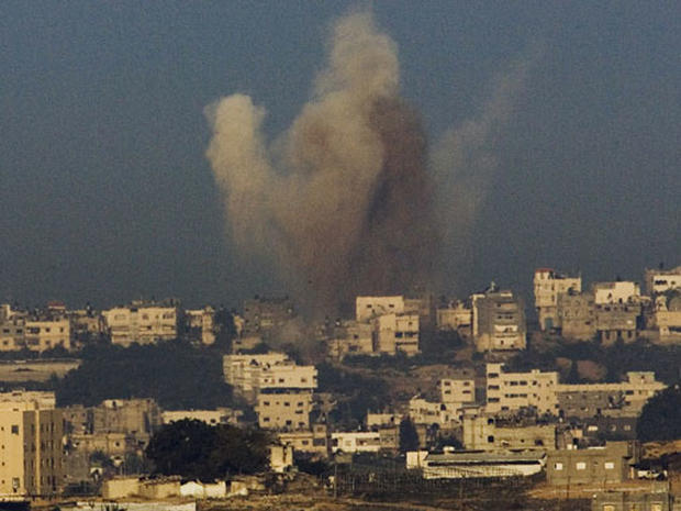 Gaza Ground Attack
