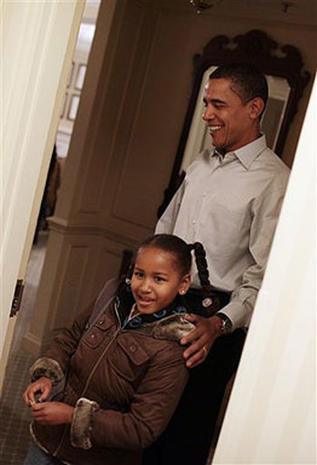 Obama: Father-In-Chief