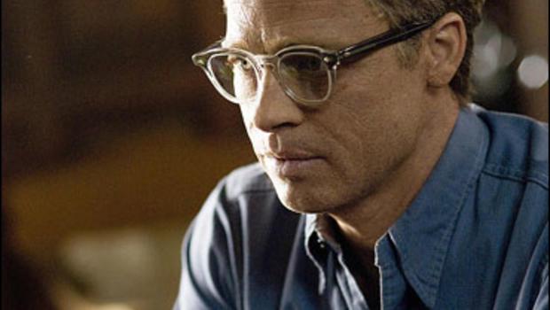 Brad Pitt stars as Benjamin Button - The Curious Case of Benjamin Button