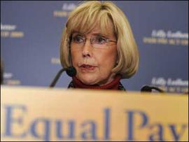 Lilly Ledbetter Equal Pay