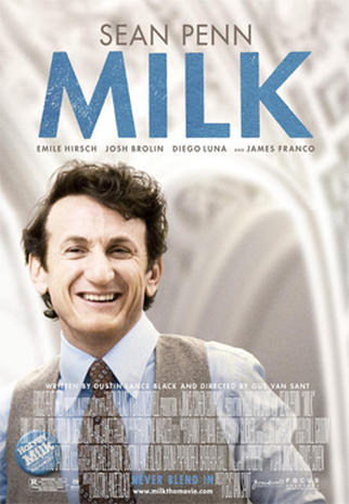 "For Best Picture: ""Milk"""