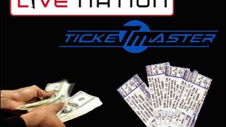 live nation ticketmaster merger