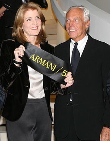 Armani On Fifth