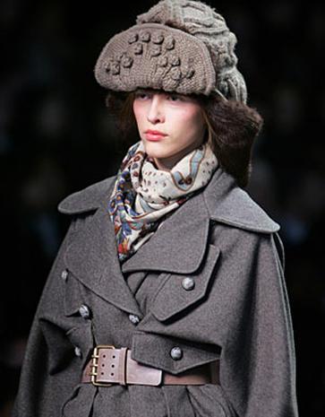 Winter Looks in Paris