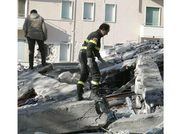 Deadly Earthquake In Italy