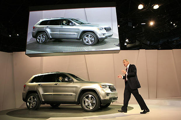 2009 N.Y. Auto Show