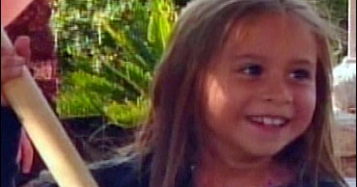 Arrest In Murder Of 8-Year-Old Calif. Girl - CBS News
