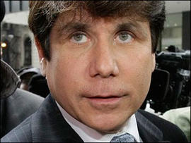 Rod Blagojevich, former Ill. Governor, wants FBI wiretapings excluded from second trial, says motion