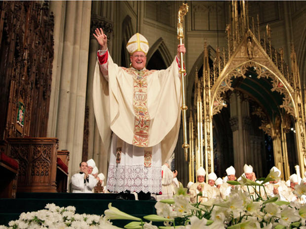 New Archbishop For New York City