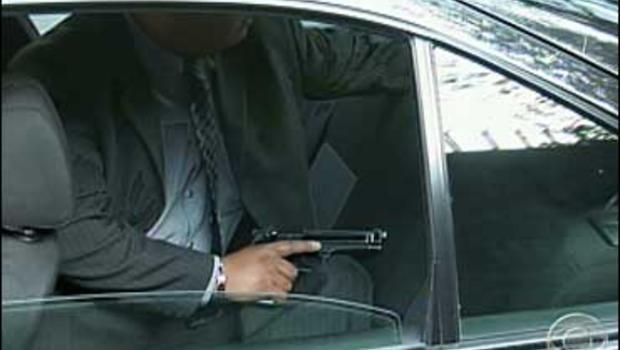 Mexican bodyguard