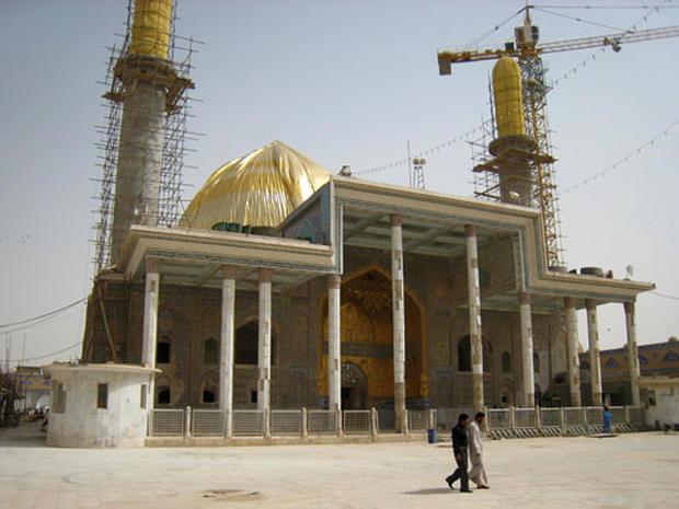 Iraq Photos: April 13 -- April 19