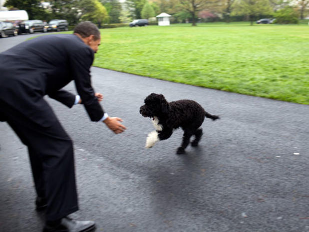 Behind The Scenes: President Obama