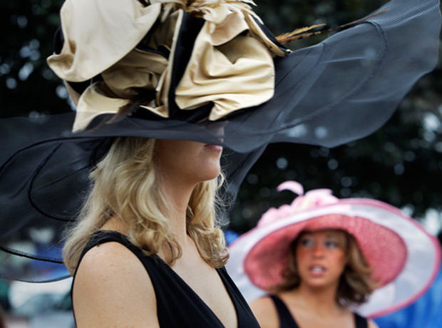 Sky-High Hats