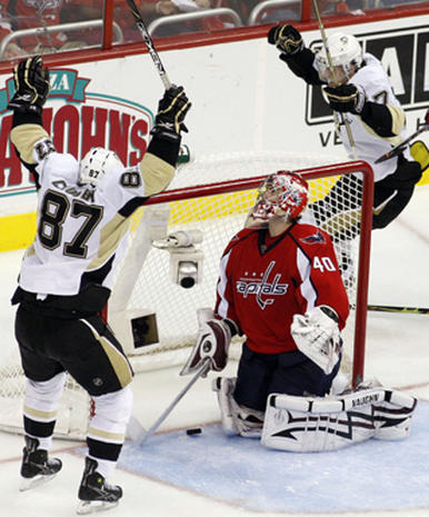 2009 NHL Playoffs: Round 2